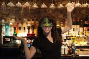 Celebrate Halloween At Saba.....If You Dare