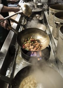 A few tips from the Saba kitchen