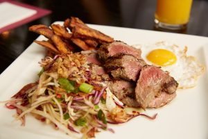 Win Brunch For 4 And A Bottle Of Veuve Clicquot