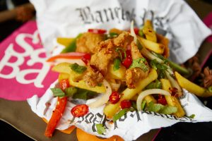Saba Thai Spice Bag Is To Launch At Electric Picnic
