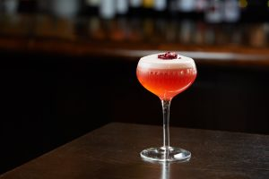 Valentines Cocktail - Cocktail Recipe of the Month