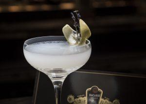 Award winning cocktail - Garrigue - Bacardi