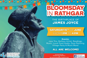 Saba Bloomsday Rathgar