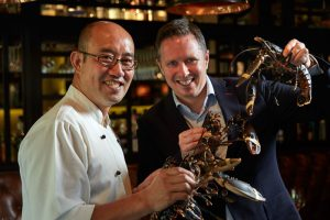 We Are Not The Only Saba To Hold A Lobsterfest!